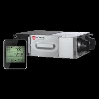 Приточно-вытяжная установка Royal Clima Soffio RCS 650 2.0