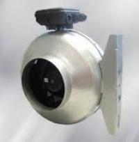 Круглые канальные вентиляторы с двигателем Vilmann