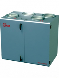Приточно-вытяжная установка Salda RIRS 400 VWR 3.0