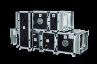 Каркасно-панельные установки и центральные кондиционеры